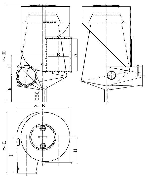 Циклоны инструкция по эксплуатации